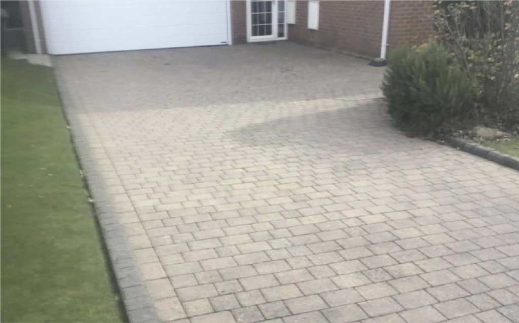 block paving revive