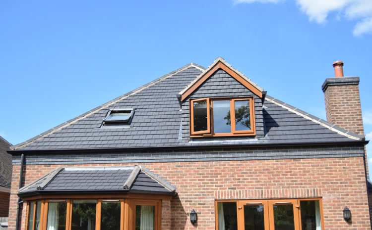 The perfect clean roof in time for summer!